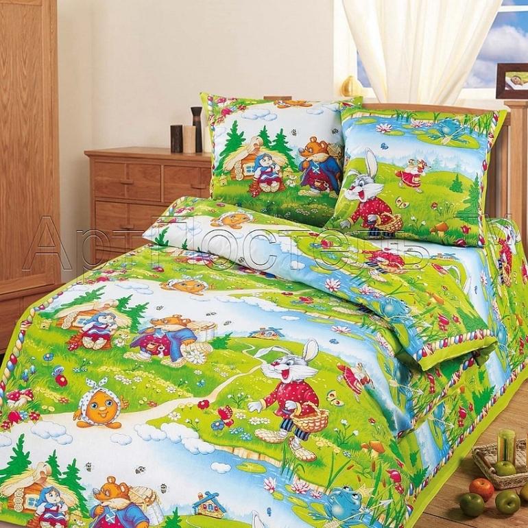 фото постельного белья на кровати