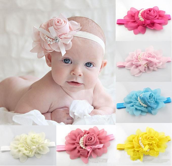 Лента для малышей на голову