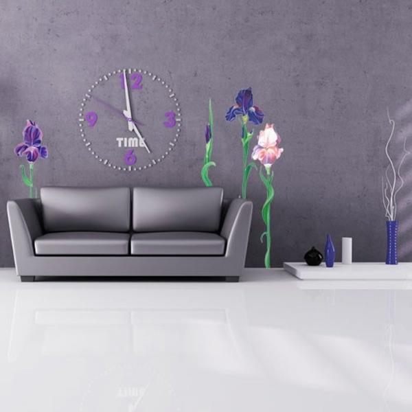 Наклейки на стены декоретто фото