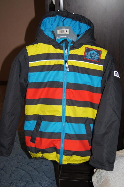 Куртка зимняя ME TOO (Дания) разм.122,128!