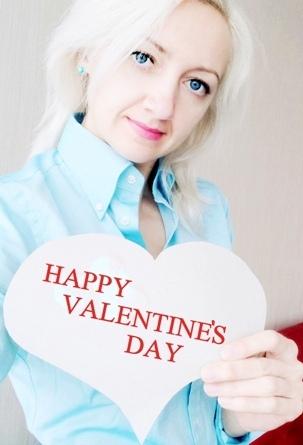 С Днем Святого Валентина!!!
