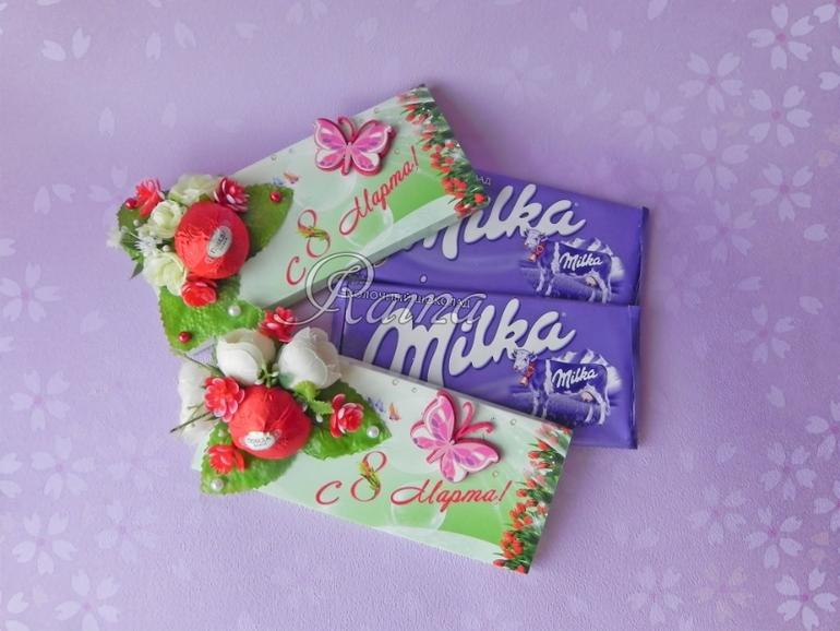 8 марта конфеты картинки