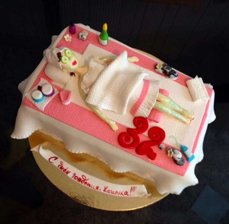 Торт на день рождения подруге фото