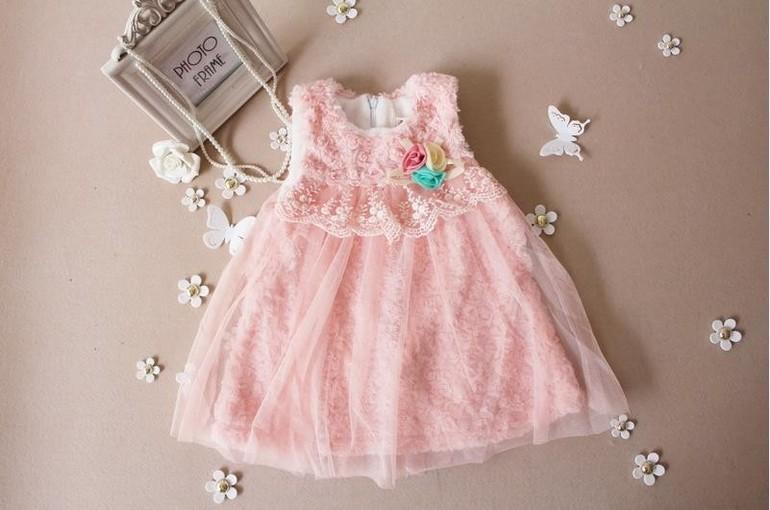 Нарядное Платье Для Годовалой Девочки Купить
