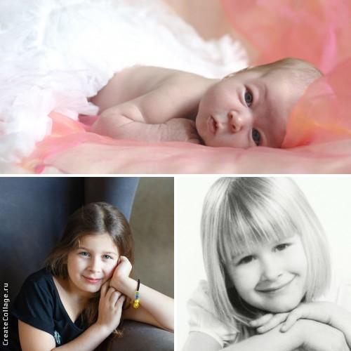 Больше  счастья,  чем  приносит  ребенок,  могут  принести  только  три!!!)  ребенка!