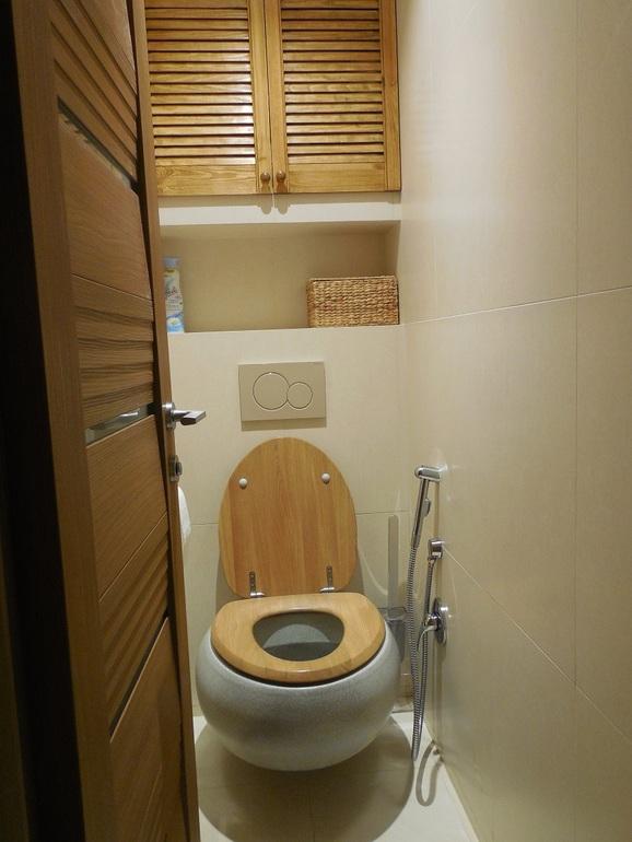 ВаннаЯ и туалет (много фото) - плитка туалет - стр. 3 - запи.