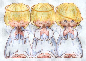 Вышивка почти идеальные ангелы