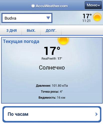 Черногорское зимнее лето ))