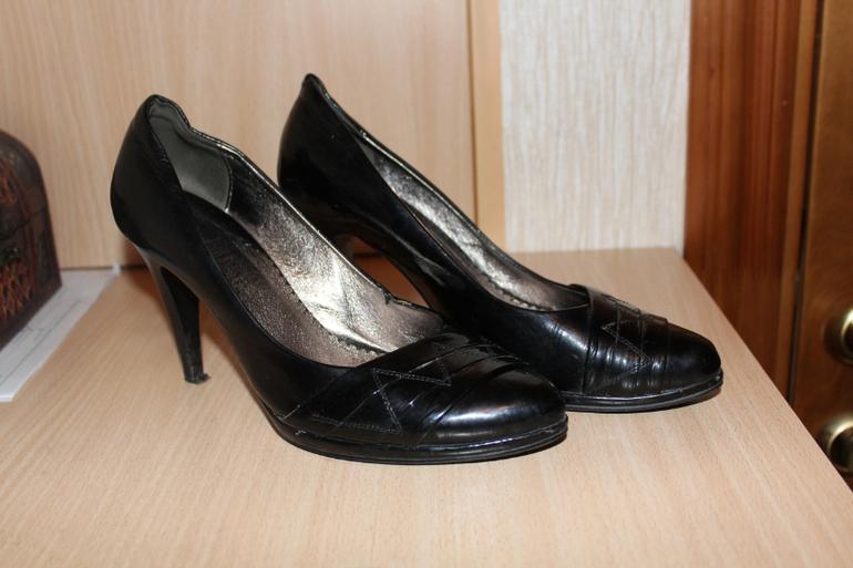 Фото самой модной обуви это