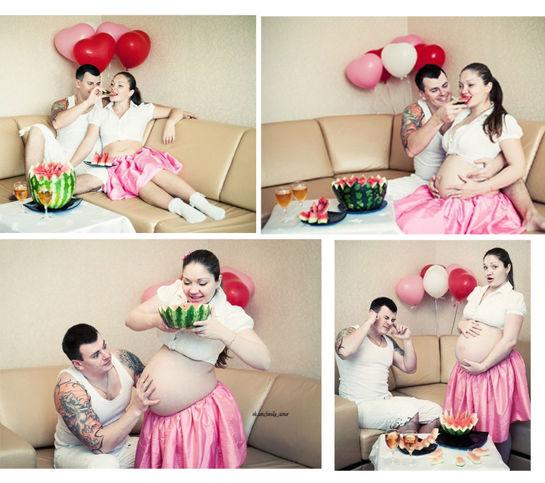 Вечерние костюмы для беременных фото 48