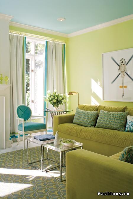 посоветуйте какого цвета  мебель и детали подобрать