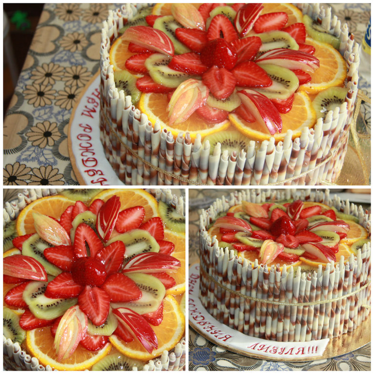 Тортики....