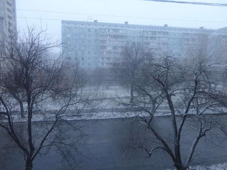 Зима пришла)