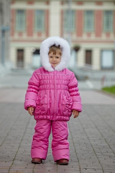 О*D*E*M*A  (Новосибирск) Зимний комплект на девочку Маруся-мех. 26, 30 размеры. 2500р.