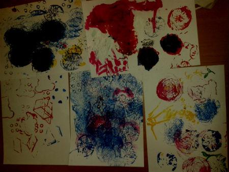 Рисуем в художке