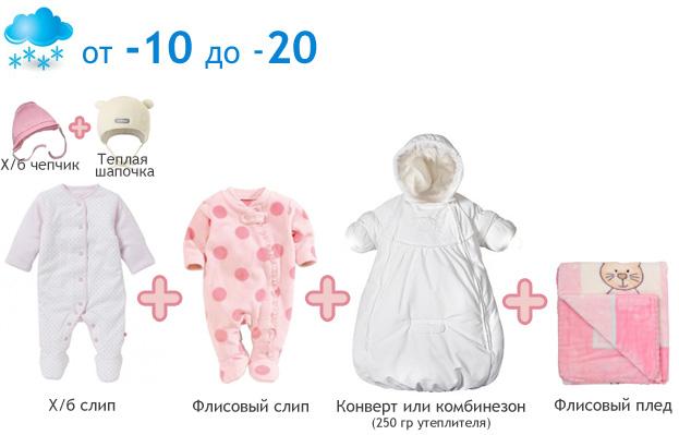 Во что одевать ребенка в ноябре