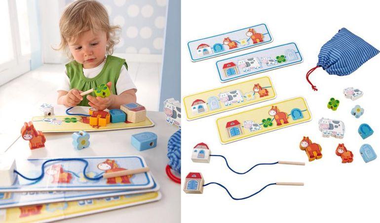 Какие игрушки купить ребенку в 1 год
