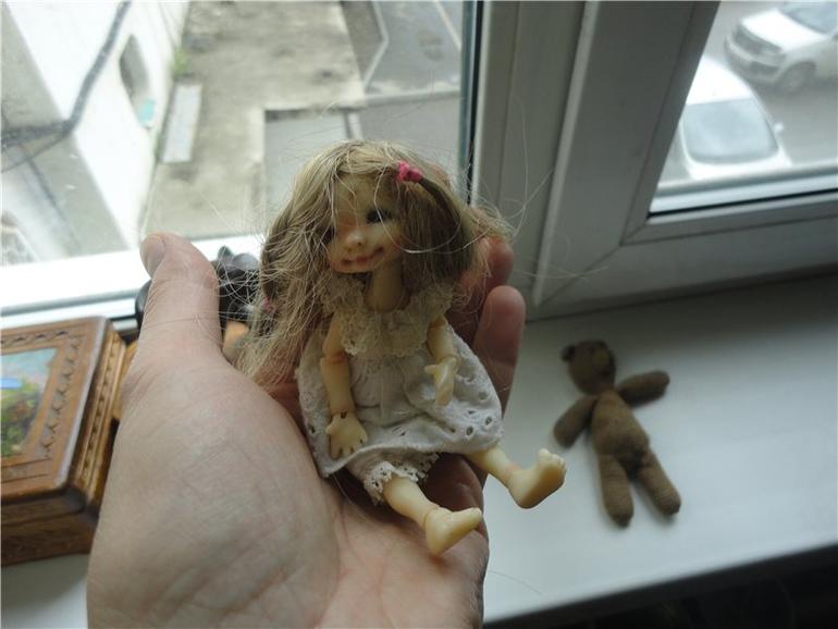 Как сделать куклам предметы