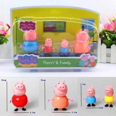 свинка пеппа игрушки видео смотреть на русском все серии подряд