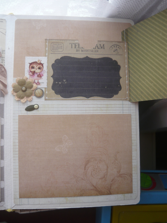 Альбом для мальчика+ небольшой обзор материалов