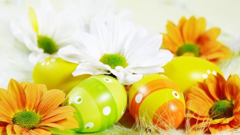 С праздником Светлой Пасхи! Христос Воскресе!