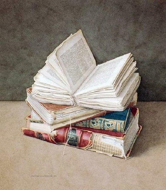 Книжная жизнь. Книга в главной роли.