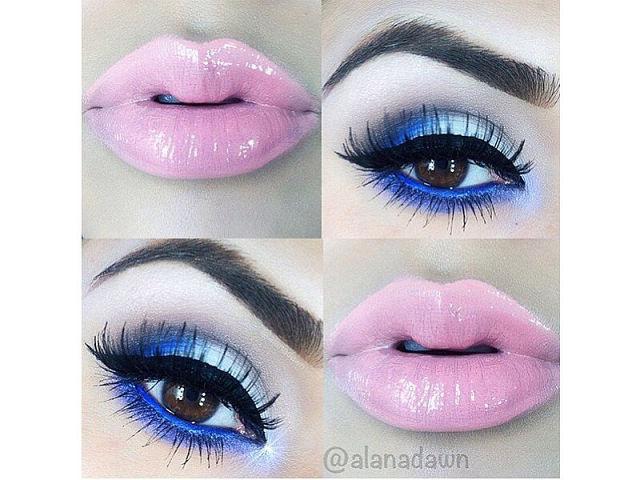 Красивый макияж.3