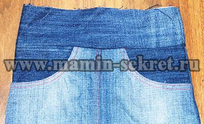 Пояс из старых джинсов своими руками 49