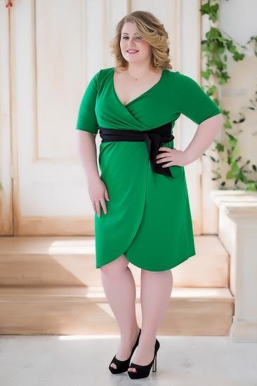 Женская Одежда Плюс Большие Размеры