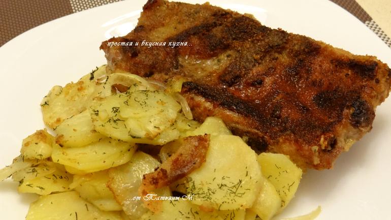 Приготовить запеканку с мясом и картошкой