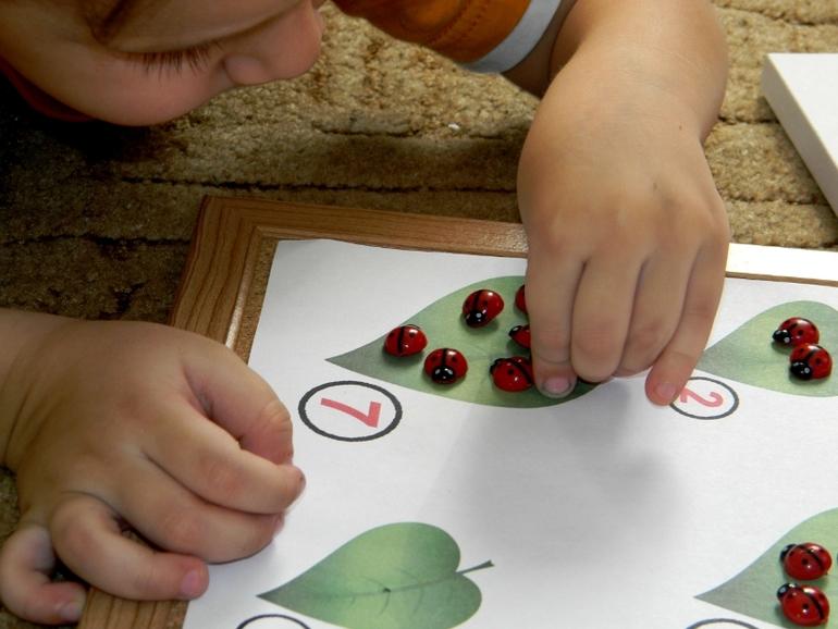 Игры с фигурными кнопками