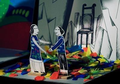 """Снежная королева: рассказ Кая в театре """"Мастерская"""""""