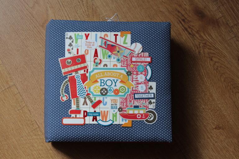 Альбом для мальчика