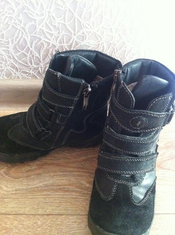 Зимняя обувь на мальчика размеры 27, 29, 30 (от 400 руб)