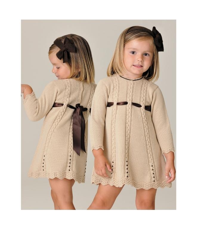 Детское вязание теплые вещи