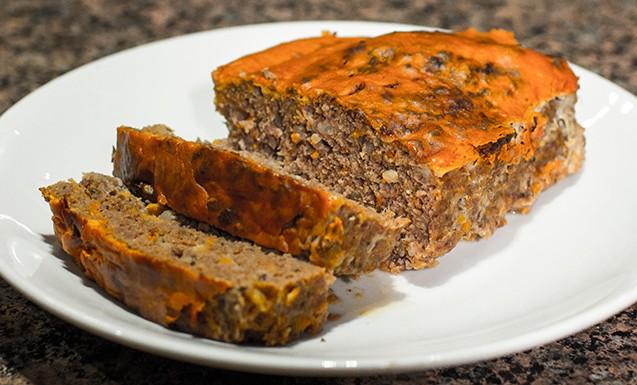 Английский мясной хлеб