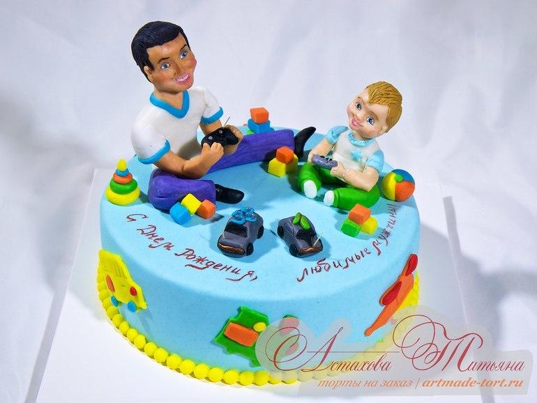 У мужа и сына день рождения в один день поздравление 122