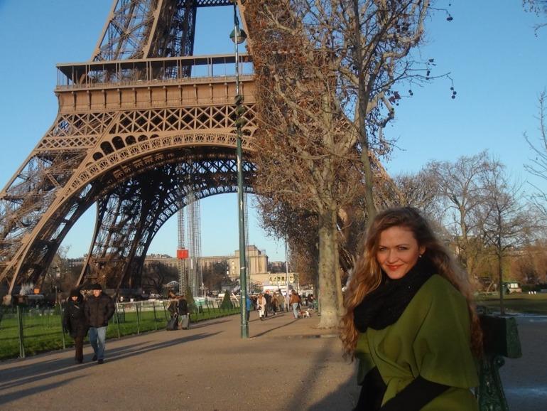 Париж на Новый год!!!