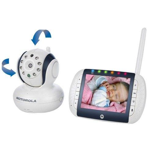 И очередная покупка - видеоняня Motorola MBP36
