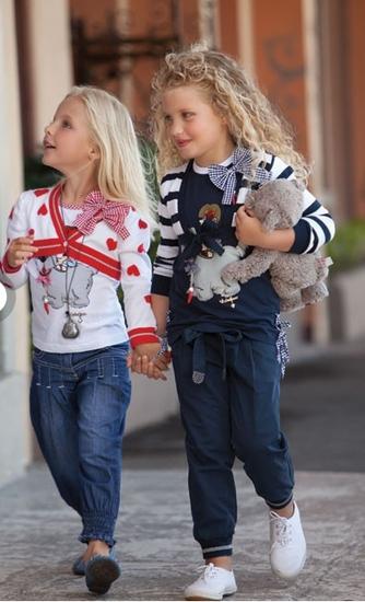 Одежда Для Детей Италия