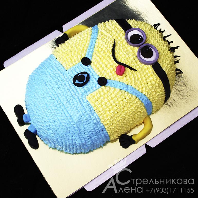 Торт миньон без мастики фото 149