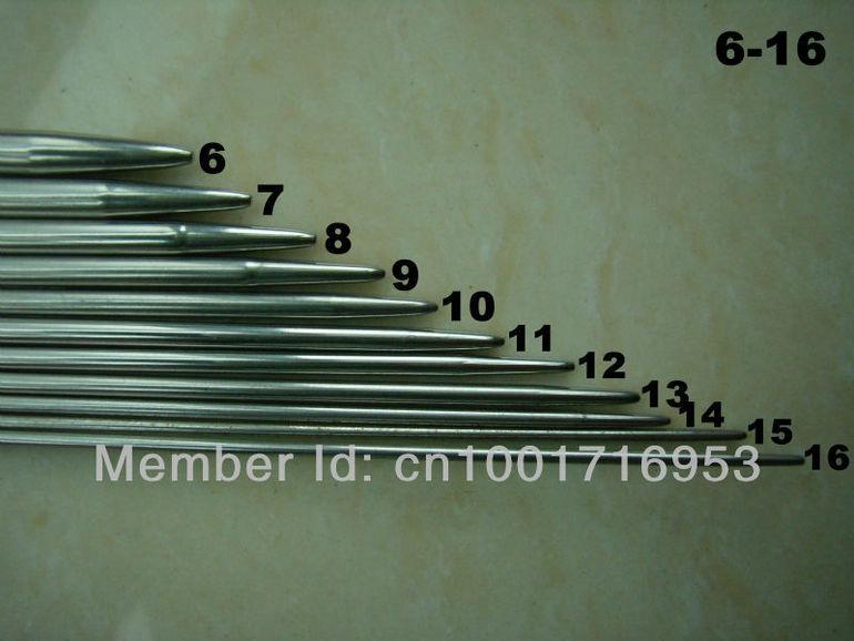 285 р за набор спиц (11 штук)