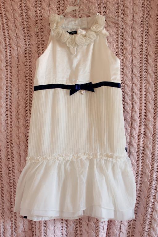 Нарядное  платье  116  Artigli