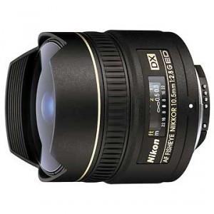 Продам объектив Nikon 10.5 mm F 2.8 G ED DX Fisheye-Nikkor