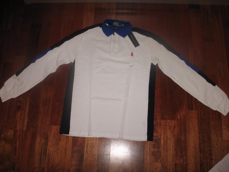 Ralph Lauren новая футболка из США оригинал размер M