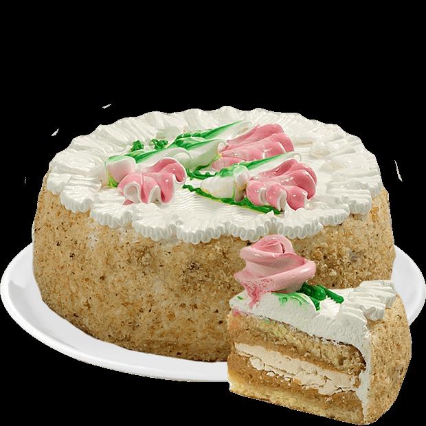 Иней рецепт торт