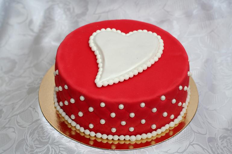 Торт под мастикой своими руками для начинающих