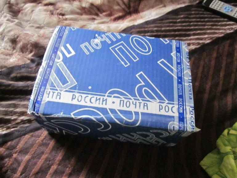 Получили наш подарочек на 8 марта))))