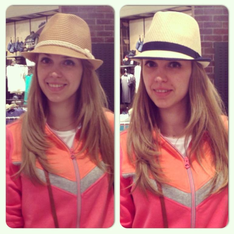 Какая шляпа лучше?