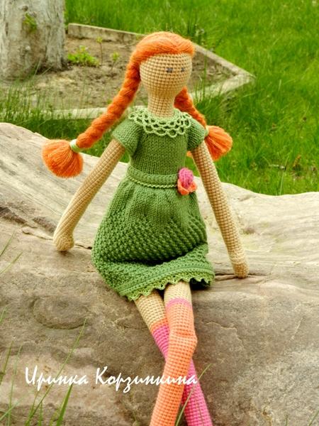 Цветочная девочка Майя...
